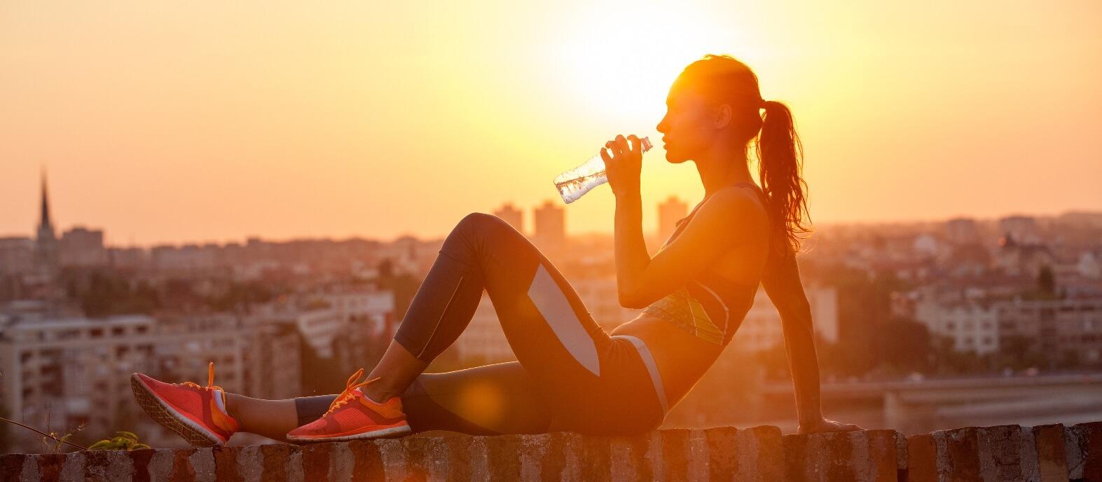 Boostez vos performances grâce à une bonne hydratation