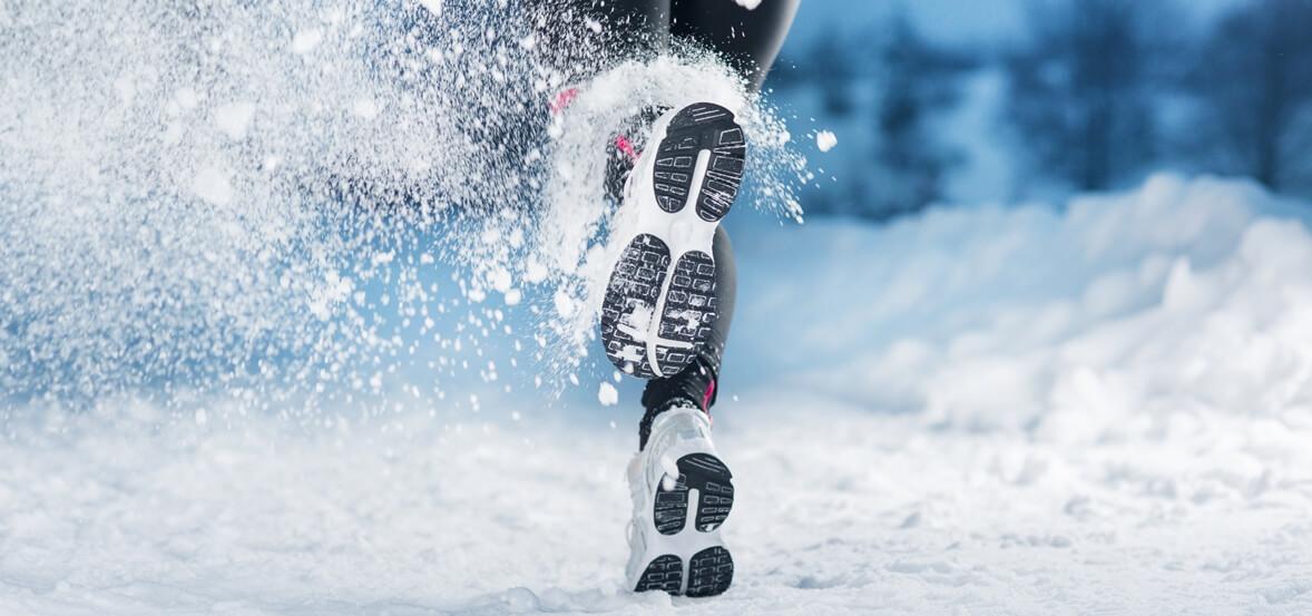 Le sport par temps froid