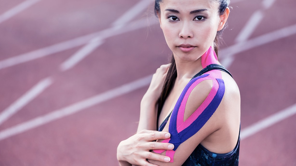 Kinesiotaping (K Tape) ou Physiotaping : histoire, effets et conseils d'utilisation