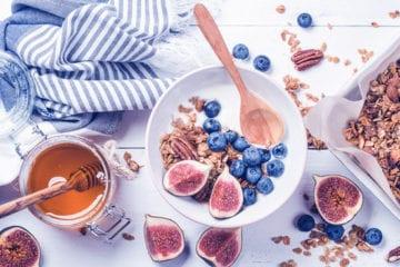 Les 10 aliments qui favorisent la récupération