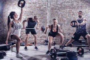 Vous pouvez prévenir les douleurs du CrossFit !