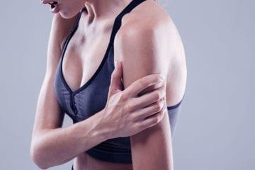 Programme de reprise : blessure à l'épaule