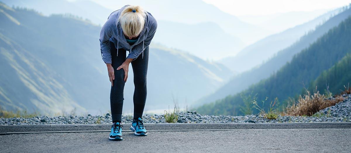 reprise du sport après blessure au genou