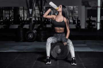Quelles boissons avant, pendant et après le CrossFit?