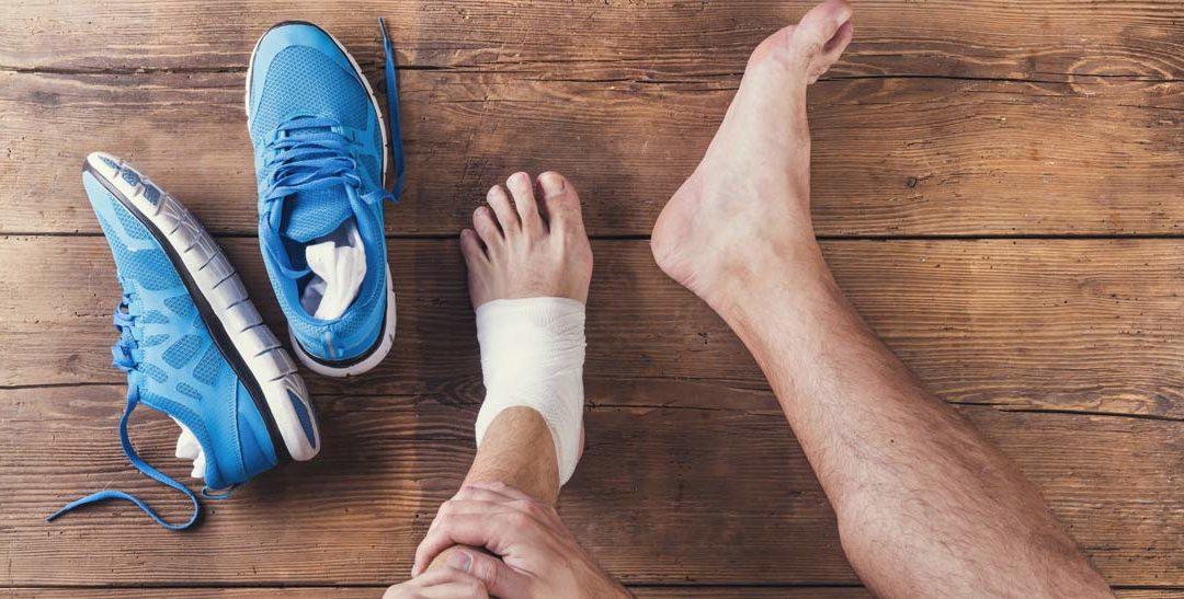 [DOSSIER 2/4] Quel sport pratiquer quand… on a mal à la cheville ?