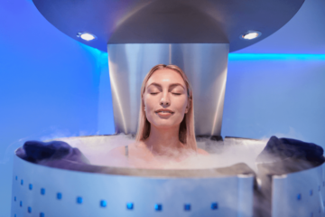 La cryothérapie : une cure de froid et dodo ?
