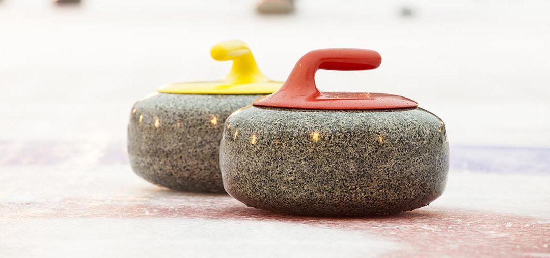 Une pierre, de la glace, « la maison » : tout savoir sur le curling