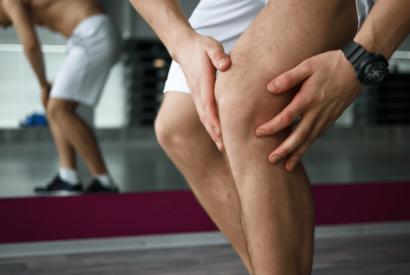 La rupture du ligament croisé du genou