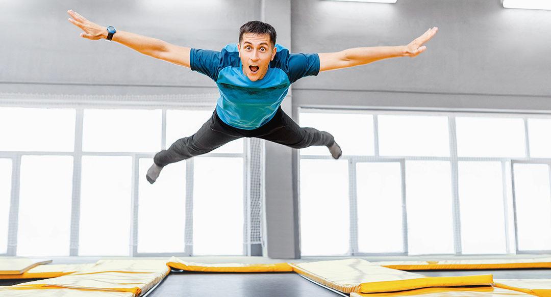 Les Trampoline Parks : la nouvelle tendance sport loisir