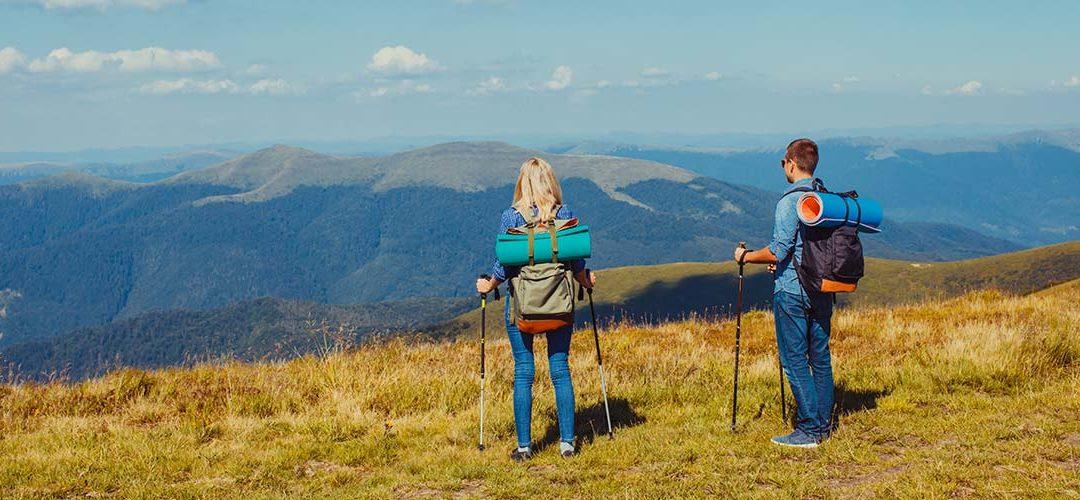 5 raisons… d'utiliser des bâtons de randonnée