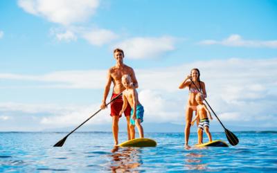 Quels sports pratiquer l'été ?