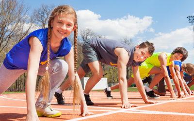 7 conseils pour l'enfant qui débute le sport