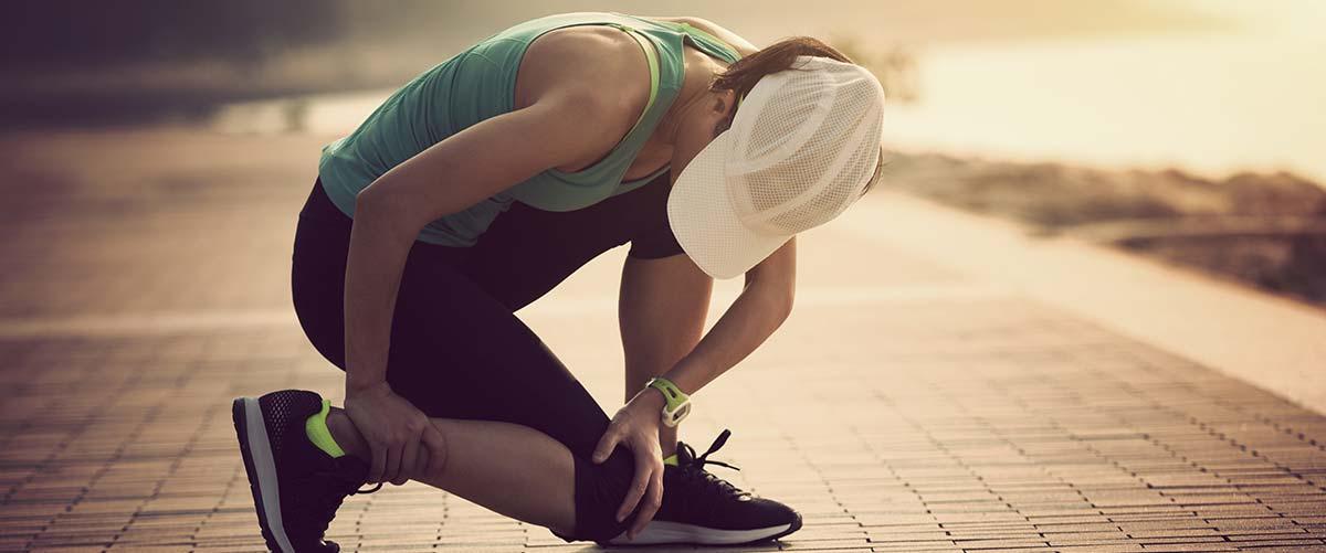 Les coureurs amateurs sont parmi les sportifs les plus susceptibles d'avoir des douleurs au niveau du talon d'Achille.