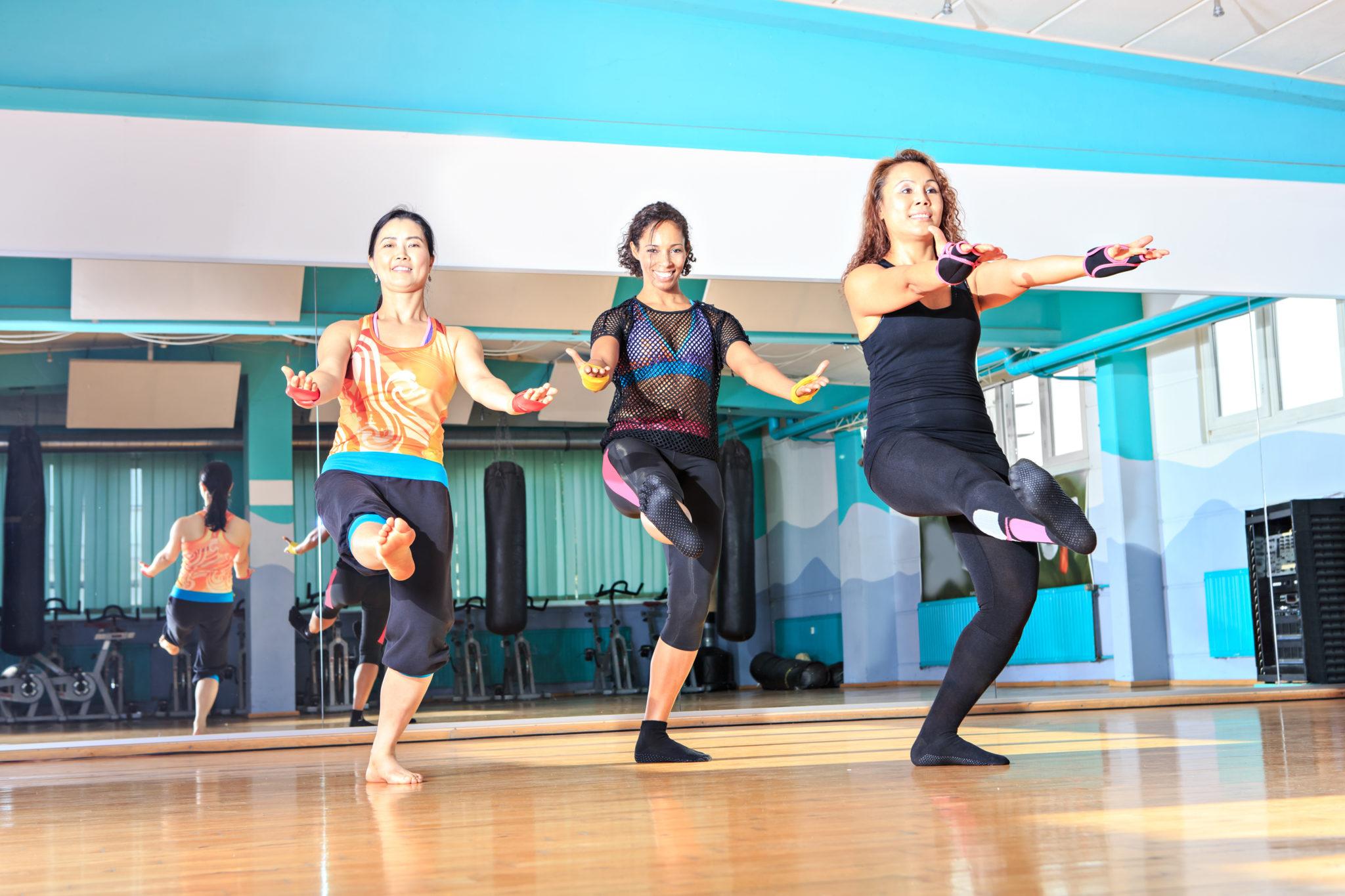 piloxing dance boxe Pilates