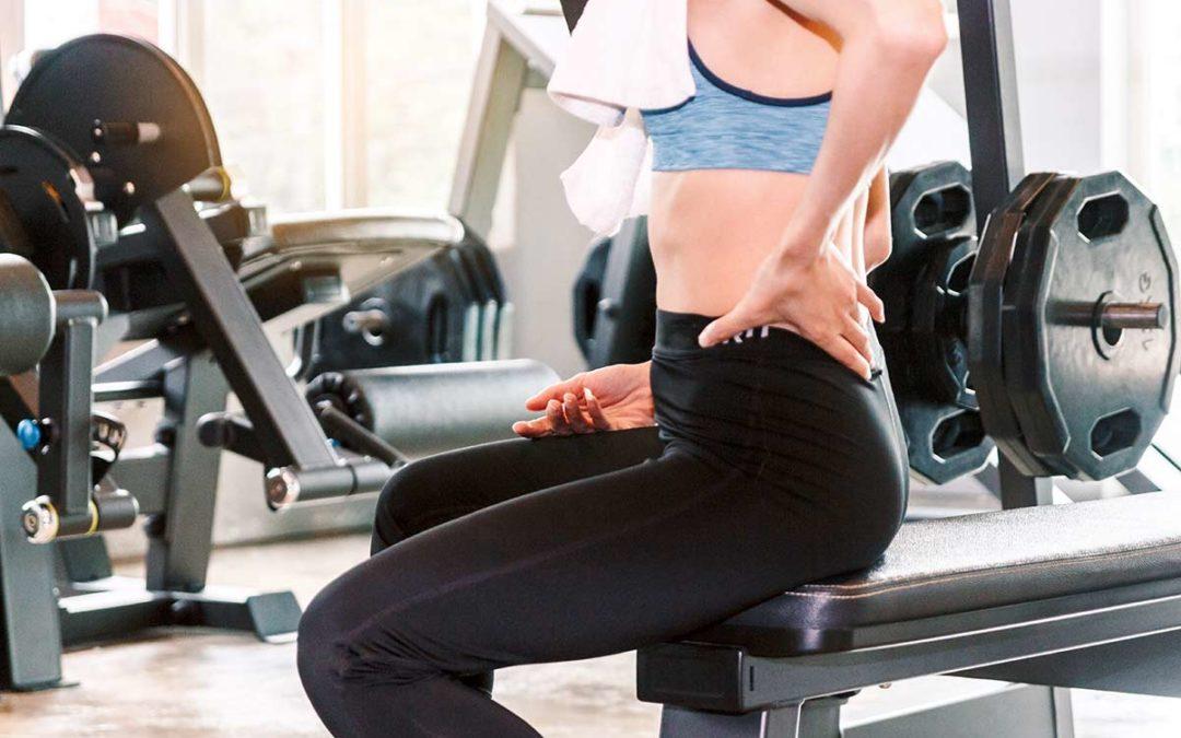 Quels sports pratiquer après une hernie discale ?