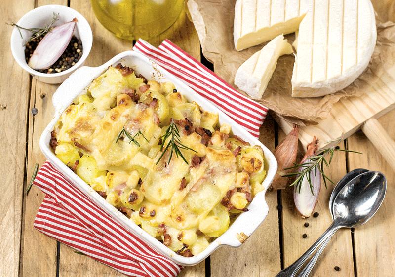 Raclette, tartiflette, sport…comment concilier le tout ?