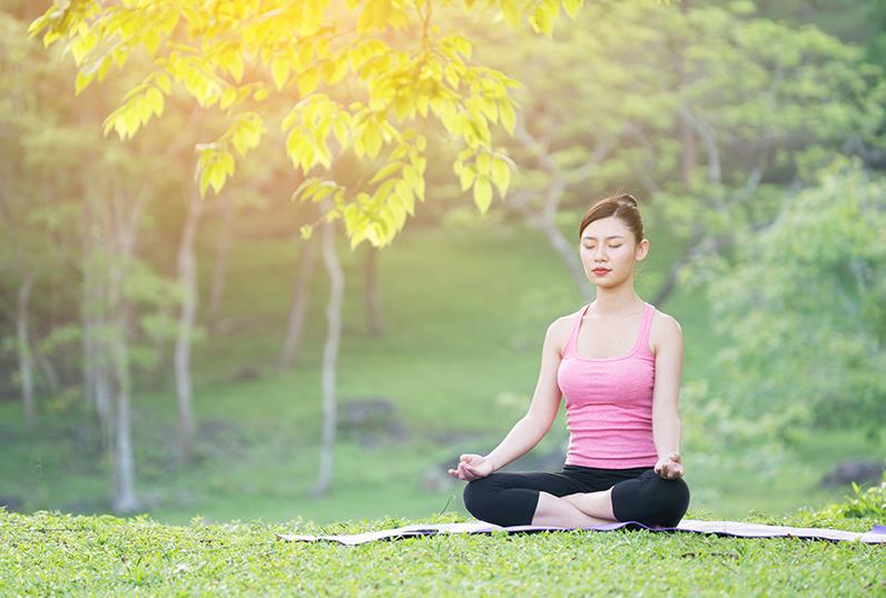 Le yoga permet de lutter efficacement contre toute forme d'anxiété et éviter la dépression