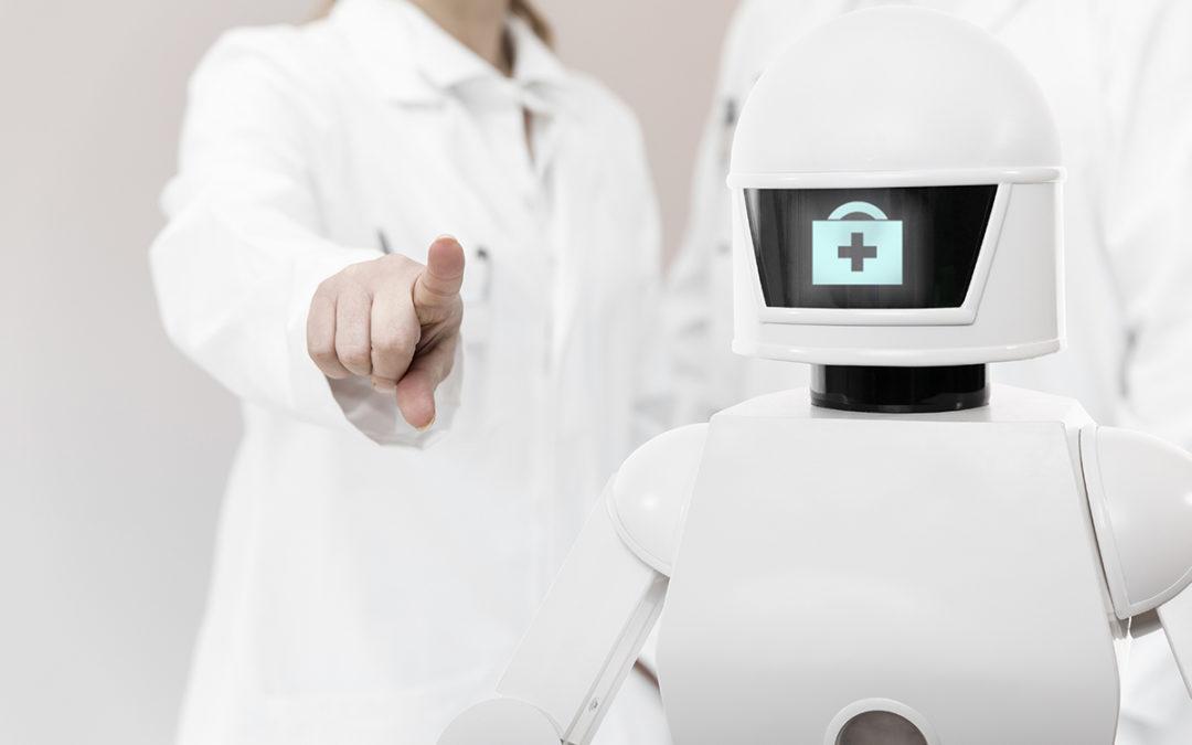 Robots, autodiagnostic, surveillance : la santé du futur