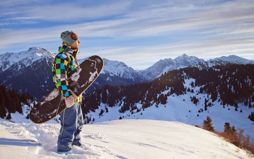 Marre du ski et du surf ? testez ces sports d'hiver insolites