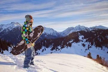Marre du ski et du surf ? testez ces sports d'hiver insolites.
