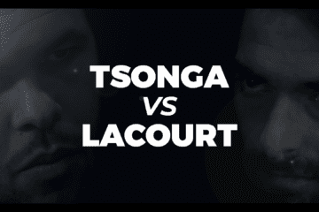 Duel entre Jo-Wilfried Tsonga et Camille Lacourt