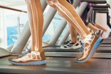 Une densité minérale osseuse basse chez les cyclistes ?