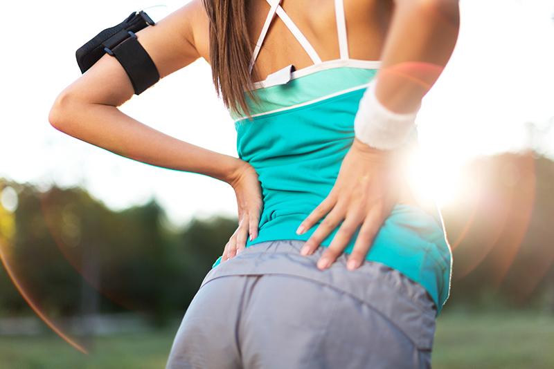 les cinq conseils pour vaincre le mal de dos