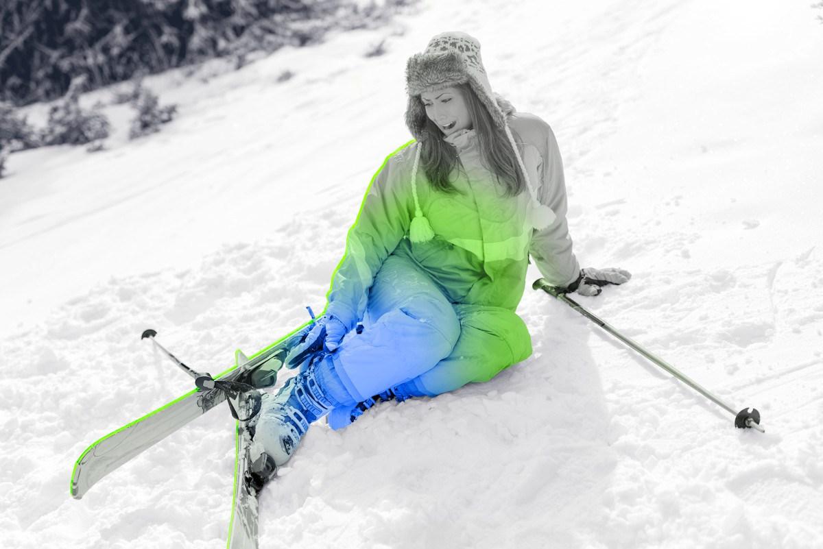 SKI, SPORTS D'HIVER, SNOWBOARD