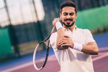 Tendinites au tennis : 7 règles pour les éviter