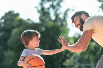 Comment motiver son enfant à la pratique sportive ?