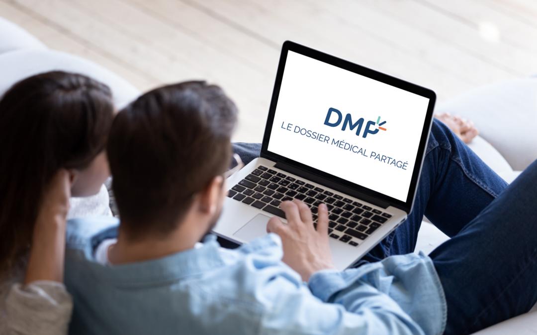5 questions sur le Dossier Médical Partagé (DMP)